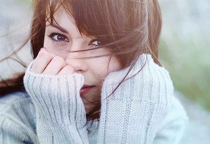Cuidados especiais com os cabelos no outono e inverno