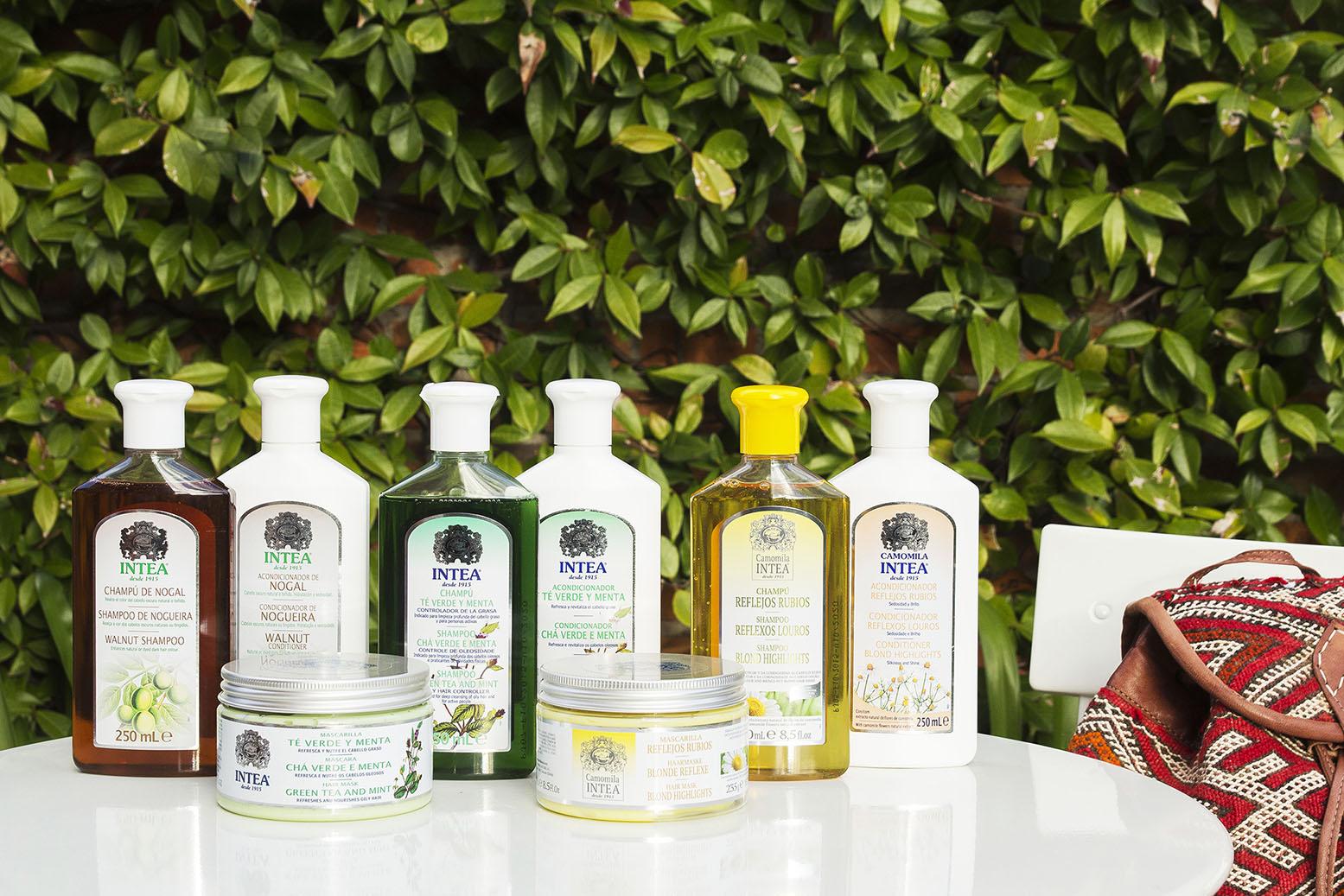 Conheça as propriedades naturais dos produtos INTEA®