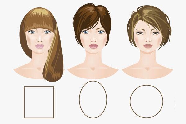 Saiba qual corte de cabelo combina mais com o seu tipo de rosto