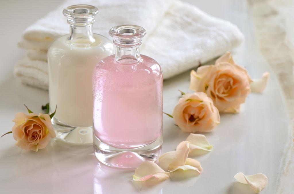 Benefícios das rosas para sua pele