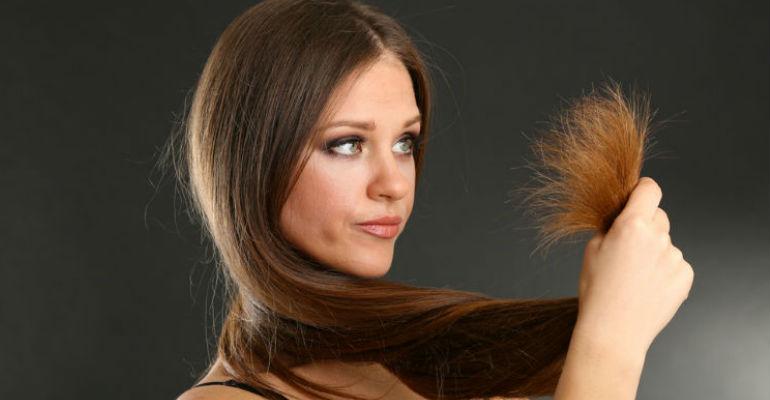 Desidratação e cabelos