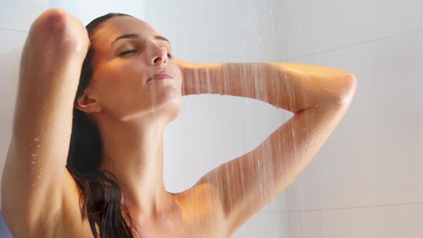 Qual deve ser a temperatura do banho?