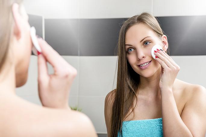 A importância da limpeza facial