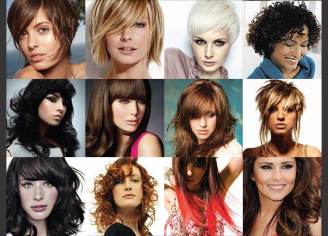 Por que os cabelos são diferentes?