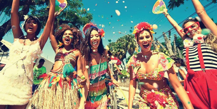 Táticas para evitar a desidratação e aproveitar o Carnaval